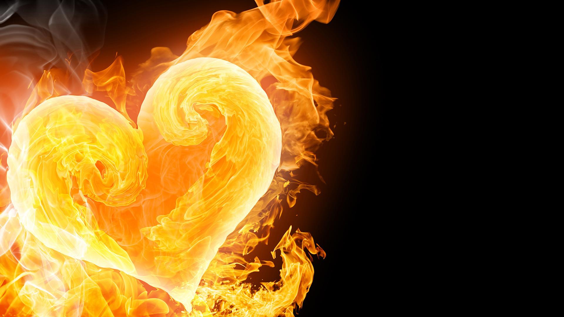 love fire: